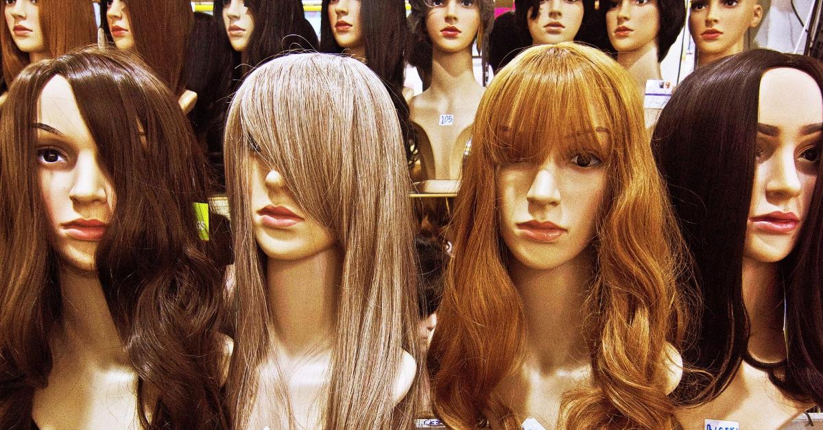 פאות שיער טבעי